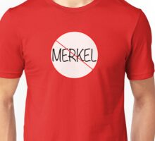 No MERKEL Germany Unisex T-Shirt