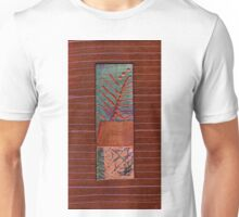 Copper Leaf Unisex T-Shirt