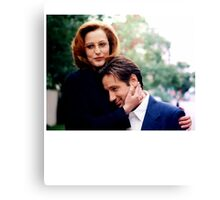 The X Files - #20 Canvas Print