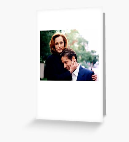 The X Files - #20 Greeting Card