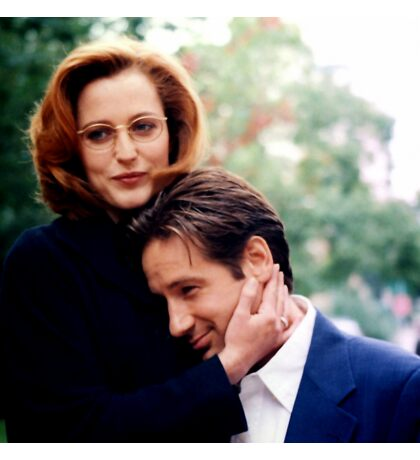 The X Files - #20 Sticker