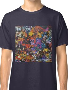 The Coral The Butterfly house vinyl sleeve  Classic T-Shirt