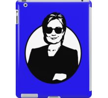 Hillary Clinton is a Badass iPad Case/Skin