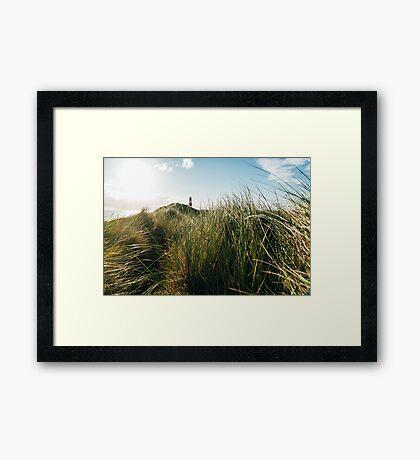 Dunes of Sylt Framed Print
