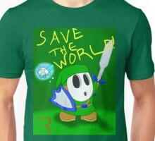 Shy Guy Link Unisex T-Shirt