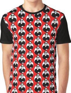 Hillary Clinton is a Badass Graphic T-Shirt