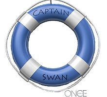 Captain Swan Lifesaver by CloBrim