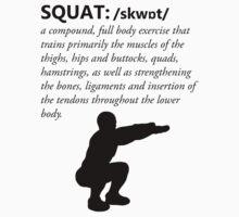 Squat Definition by nosnia