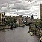 The River Ouse in York by John (Mike)  Dobson