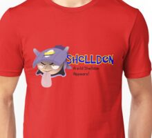 A wild Shelldon appears! Unisex T-Shirt
