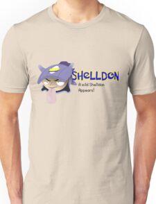A wild Shelldon appears! Unisex T-Shirt
