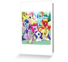 MLP Greeting Card