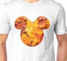 Fall Minnie Unisex T-Shirt