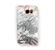 SANTA AND HIS REINDEERS Samsung Galaxy Case/Skin