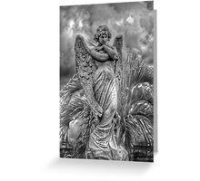 Storm Angel Greeting Card