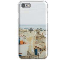 Marettimo Shot on Film (Porta 400) iPhone Case/Skin