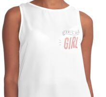 "Fifth Harmony ""That's My Girl"" cute design Contrast Tank"