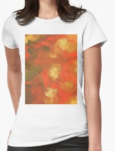 RCA 012 Womens Fitted T-Shirt