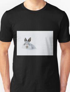White Mountain Hare Unisex T-Shirt