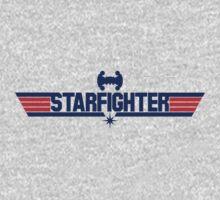 Top Starfighter Baby Tee