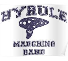 Hyrule Marching Band Poster