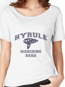 Hyrule Marching Band Women's Relaxed Fit T-Shirt