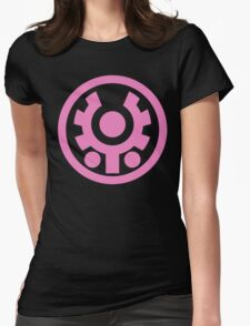 Phantasy Star Online Section ID: Pinkal Womens Fitted T-Shirt