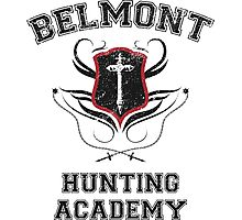 Belmont Hunting Academy Photographic Print