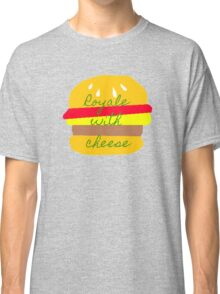 Royale With Cheese - Pulp Fiction Classic T-Shirt