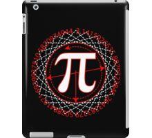 Pi  Sign Drawing White iPad Case/Skin