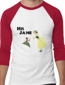 Disney's Tarzan - His Jane Couples Shirt for Her Men's Baseball ¾ T-Shirt