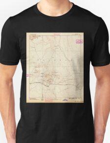 USGS TOPO Map Arizona AZ San Francisco Mtns 315597 1886 250000 Unisex T-Shirt