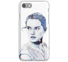 Daisy Ridley Watercolour Design iPhone Case/Skin