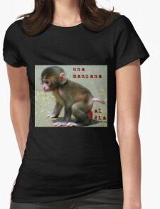 Una Manzana Womens Fitted T-Shirt