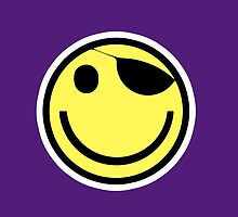 Hackers Smiley v1 by aromis