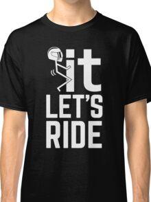 Motorrad T-shirt Classic T-Shirt