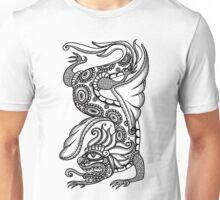 Lion Dragon Unisex T-Shirt