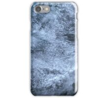 Clouds Over Turks and Caicos Islands Satellite Image iPhone Case/Skin