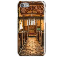 All Saints Burmarsh iPhone Case/Skin
