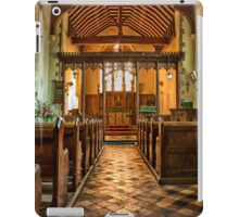 All Saints Burmarsh iPad Case/Skin
