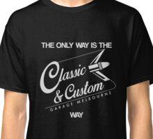Classic & Custom Black Classic T-Shirt