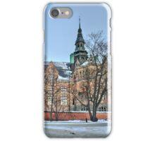 Nordiska Museum sideview iPhone Case/Skin