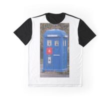 The Doctor Is In Graphic T-Shirt