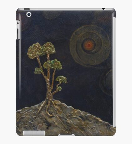Rising from the rocks iPad Case/Skin