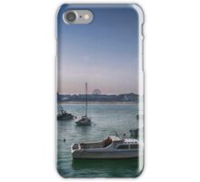 Margate From The Harbour Arm iPhone Case/Skin