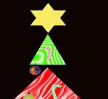 Whimsical Christmas Sticker