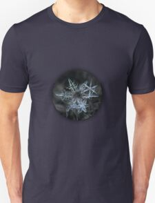 Snowflake of 19 March 2013 Unisex T-Shirt