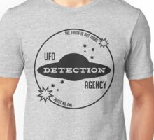 Detect The Truth Unisex T-Shirt