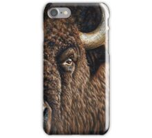 Tatanka - American Buffalo iPhone Case/Skin