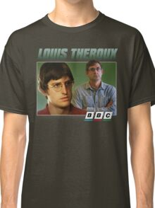 Louis Theroux 90s Green Classic T-Shirt